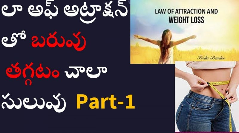 Weight loss using Law of attraction||Law of attraction in ...